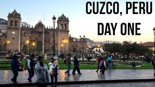 From Lima to Cuzco, Peru: Day One (Vlog 27)