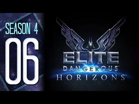 Each Ship Handles Differently | Season 4 (4K) | Elite Dangerous #6