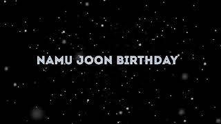 NAMU JOON BIRTHDAY   WALE, STEVE AOKI & TYRA BANKS