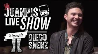 The Juanpis Live Show - Entrevista a Diego Sáenz