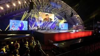 Мумий тролль. Невеста. Концерт на Олимпиаде в Сочи.