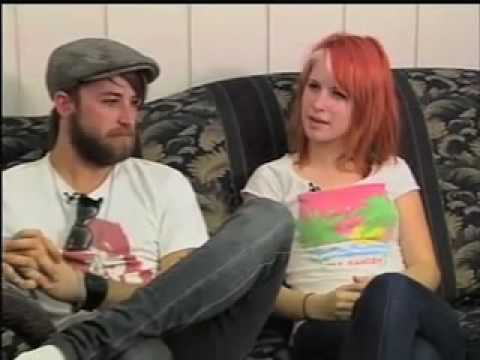 Paramore Interview Part 2 Hayley Williams And Jeremy Davis