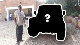 BUYING MY DAD A NEW CAR
