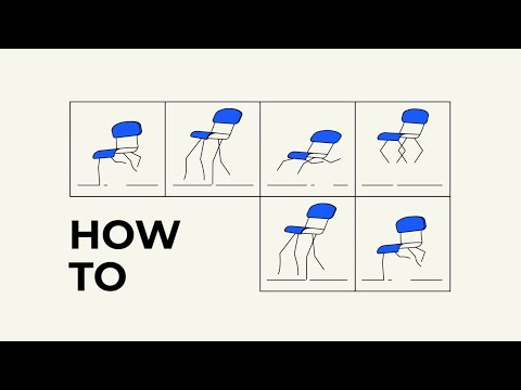 Chair Run Cycle After Effects Tutorial thumbnail