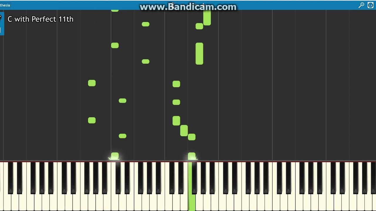 Stop The Cavalry - Jona Lewie Christmas Piano Tutorial