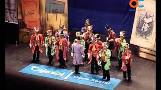 Comparsa, Medio Siglo Preliminares | Actuación Completa | Carnaval De Cádiz 2010