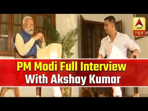 PM Modi Full Interview With Akshay Kumar: PM Reveals Secrets About His Personal Life #ModiWithAkshay