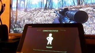 Fallout 4 - app Pip-boy для Ваших мобильный устройств.