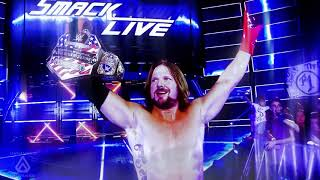 Download Metrolagu Site   AJ Styles Custom Titantron Phenomenal 2020