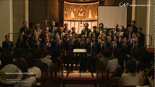 J. Brahms -  O Heiland, reiss die Himmel auf - CVS 콜레기움 보칼레 서울