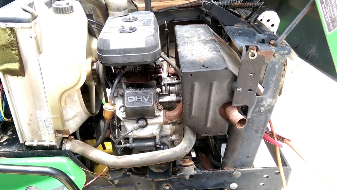 20 hp kawasaki engine wiring schematic diagram 101 Starter John Deere 425 Engine Diagrams