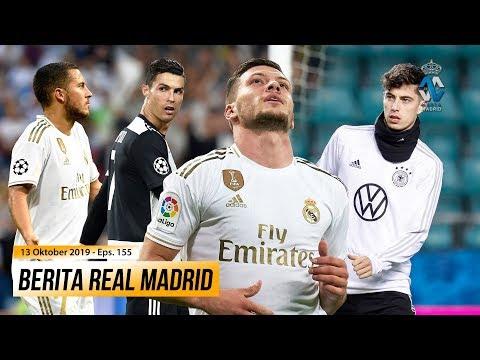 Menanti Gol Pertama Jovic ● Hazard Bukan Pengganti Cristiano Ronaldo ● Real Madrid Incar Kai Havertz