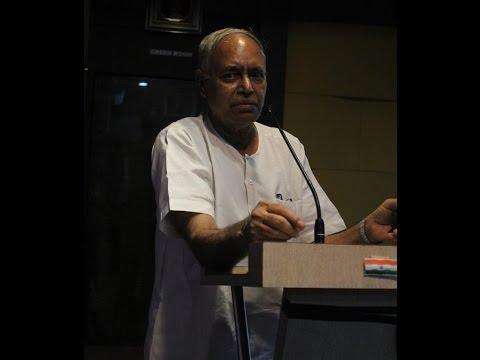 Tamil Heritage Trust and Madhuradhwani-Professor Swaminathan Talks.