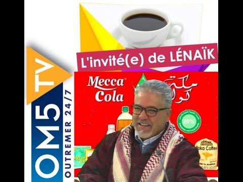 Tawfik MATHLOUTHI, activiste politique, journaliste, entrepreneur et homme de radio franco-tunisien