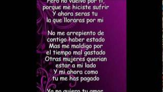 Chapa C - Ya No Quiero ( AmoR ) Lyrics