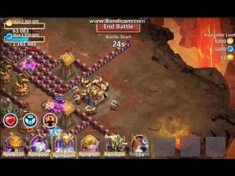 Castle Clash-Heroes Altar