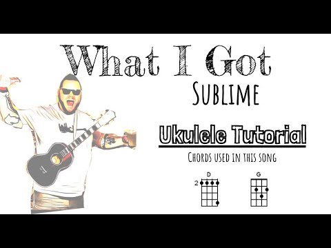 937 Mb 1014 What I Got Sublime Ukulele Cover Free Music