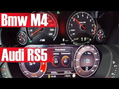 Audi RS5 Vs Bmw M4