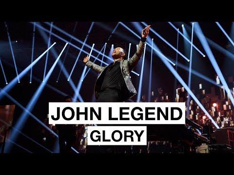 John Legend - Glory (Highlight) - The 2017 Nobel Peace Prize Concert