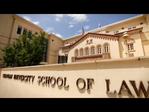 See The Dale E. Fowler School Of Law, Chapman University