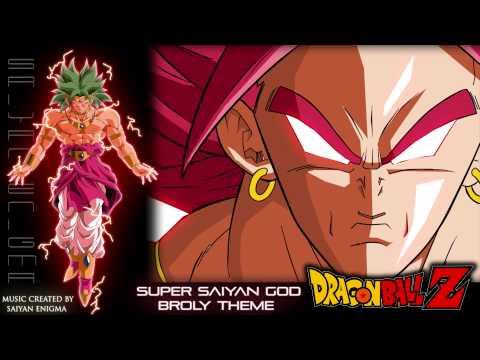 TheEnigmaTNG - Dragon Ball Z (Super Saiyan God Broly Theme)