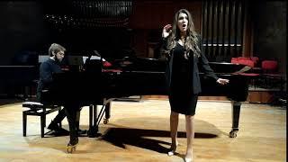 La scala di seta, Il mio ben sospiro e chiamo - Nina Solodovnikova (2020)