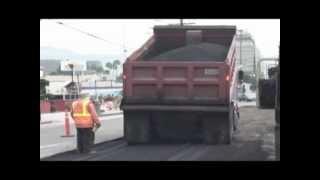dump trucks full of asphalt DUMP // totally trucks dvds