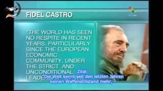 Fidel Castro:Sprecher der NATO äußern sich wie damals die Nazi-SS!