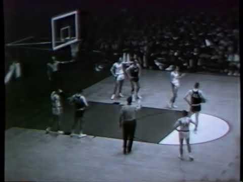Geneva vs Ord - 1965 State Basketball Semifinals