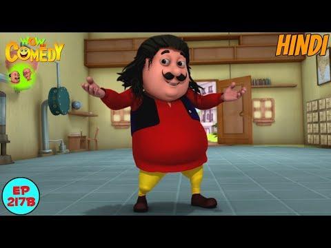 Motu Ke Baal - Motu Patlu in Hindi - 3D Animated cartoon series for kids - As on Nick
