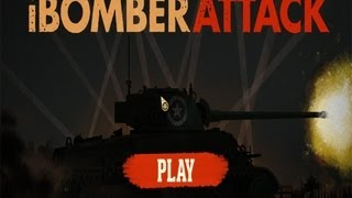 iBomber Attack Gameplay