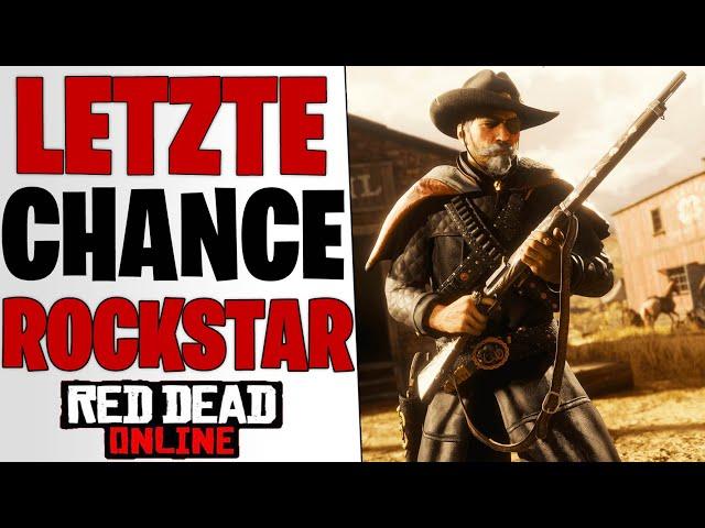 LETZTE CHANCE ROCKSTAR - Neue Infos & Update im Dezember | Red Dead Redemption 2 Online deutsch
