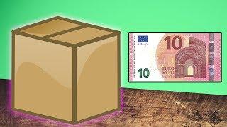 Tolles Restposten Überraschungspaket für nur 10€ von Amazon - Unboxing