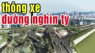 Sắp thông xe tuyến đường nghìn tỷ phía Tây Nam Hà Nội
