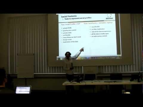 Semantic MediaWiki for strategic foresight development