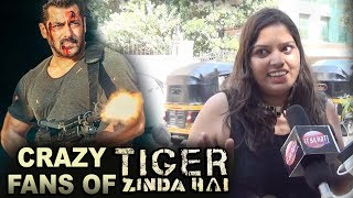 Tiger Zinda Hai Trailer Public Review & Reaction | Salman Khan | Katrina Kaif | Ali Abbas Zafar