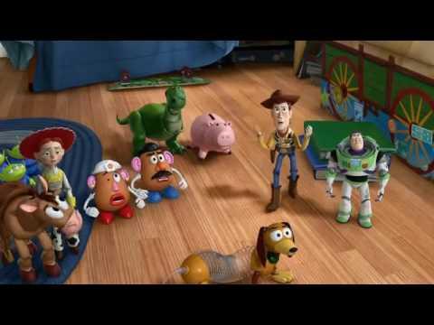 Disney Pixar España Escena Toy Story 3 Los Soldados Se Retiran Youtube