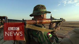 Kurdish weapons