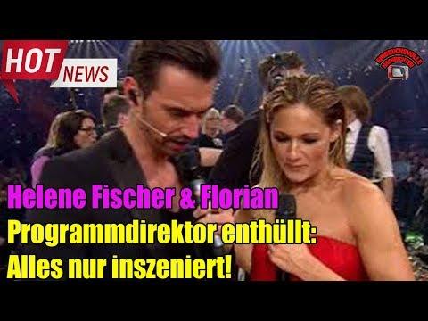 Helene Fischer & Florian Silbereisen: Programmdirektor enthüllt: Alles nur inszeniert!