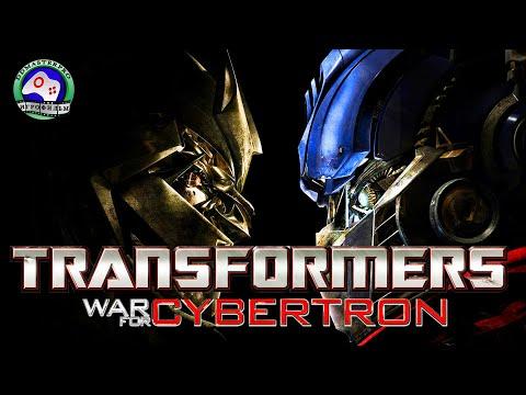 Трансформеры начало Transformers War for Cybertron Игрофильм прохождение без комментариев фантастика - Видео онлайн