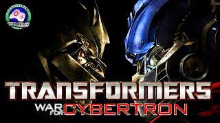 Трансформеры начало Transformers War for Cybertron Игрофильм прохождение без комментариев фантастика