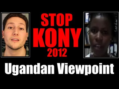 STOP KONY 2012 - Ugandan Viewpoint (Please watch!)
