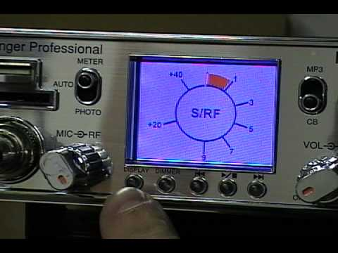 Ranger Professional PPR-TLM1 *PART 2* CB Radio Review/Overview by  CBradiomagazine com