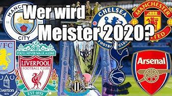 Premier League und Ligue1 Vorschau: Wer wird Meister 2020 in England - Wer schaffts in die CL?