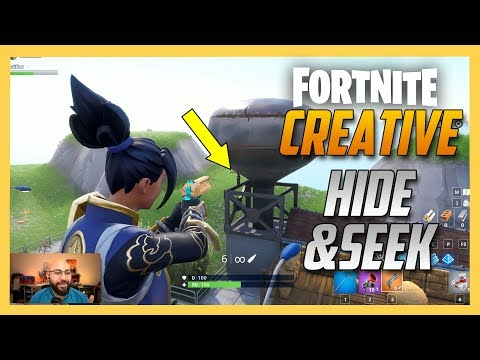 Fortnite Creative Hide and Seek on STAND OFF from Call of Duty! | Swiftor thumbnail