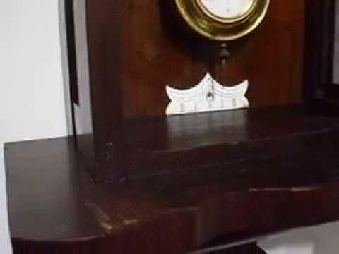 66bf49b5006 Relógio de Parede Antigo JUNGHANS - YouTube