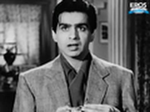 Dilip Kumar confronts Raj Kapoor- Andaz