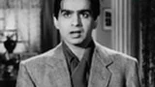Dilip Kumar confronts Raj Kapoor  - Andaz
