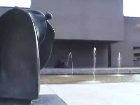 The Everson Museum of Art with music by Jerry Cali