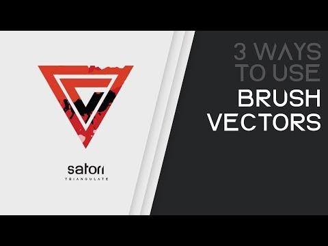 3 CREATIVE Ways To Use Illustrator Vector Brushes